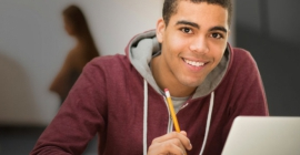 Pitt student